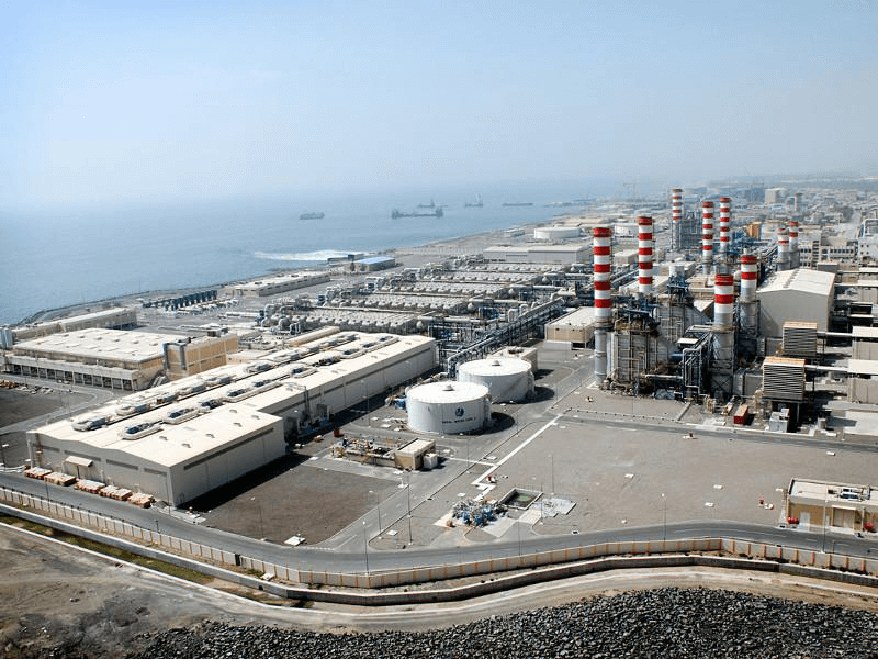 New Independent Power Project (IPP-F3) In Fujairah, UAE
