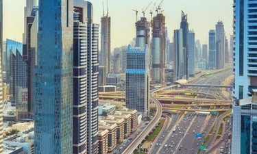 Construction projects in Saudi Arabia