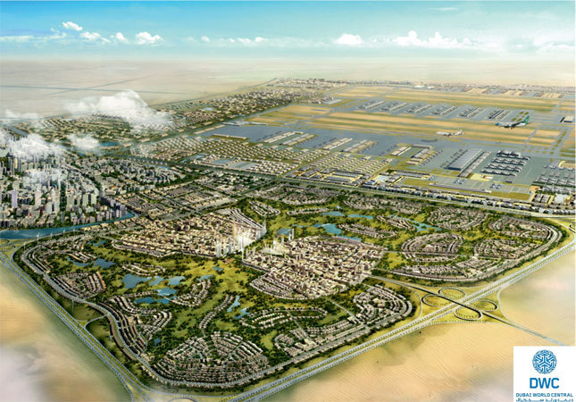 Emaar to begin work on dwc golf district in 2017 the dubai headquartered developer is said to have signed an agreement with dubai world central dwc in december 2013 to develop an integrated urban centre gumiabroncs Image collections