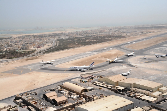 Bahrain awards US$ 26 4 mn contract for second airport enabling…