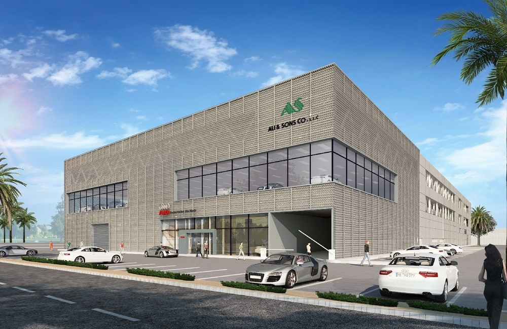 Audi plans US$ 27 2 mn Workshop and Service Centre in Abu Dhabi