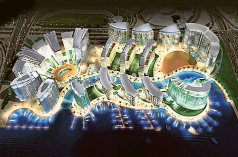 Jewel of the Creek dubai