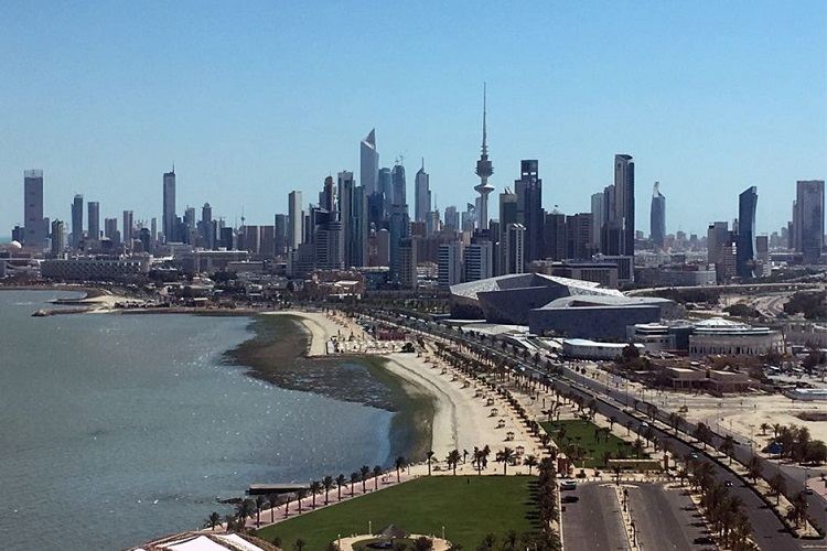 Kuwait's real estate market sales surged 17% in February 2016