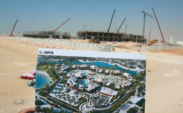 Lapita hotel in Dubai Parks and Resorts is the first of its kind in the region / Image Credit: Archives, gulfnews.com