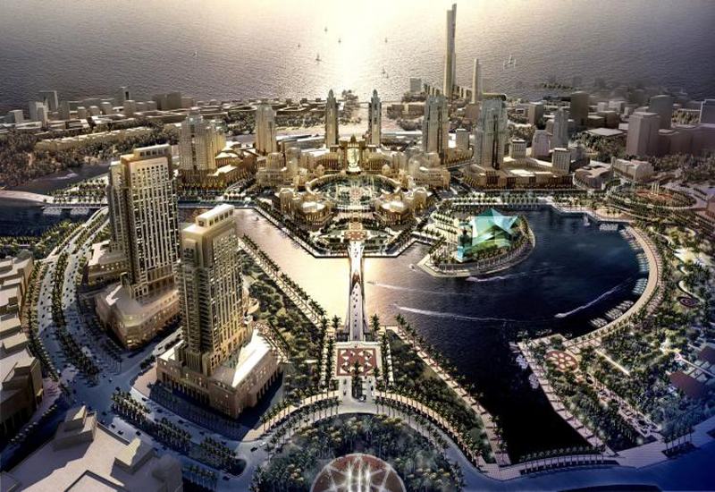 Saudi Arabia's biggest industrial city to speed up construction