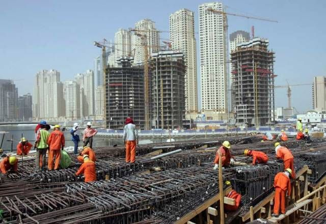 Qatar project delays feared by