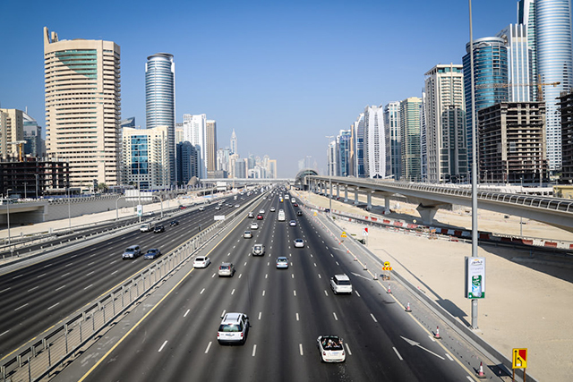 Two road construction contracts worth US$ 330 mn awarded in