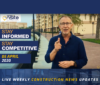 Ventures Onsite March Construction News Update - 05-04-2020
