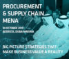 Procurement & Supply Chain MENA