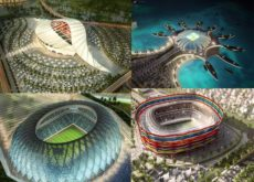 90% of projects awarded related to 2022 FIFA World Cup in all sectors