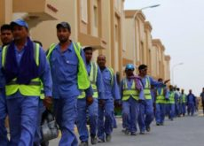 Saudi Binladin Group starts paying employees' salaries
