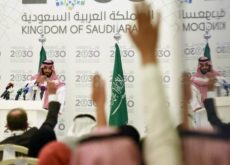 Saudi Arabia Vision 2030:  Setting the Stage for Greater Economic Fortune & Away from Oil