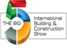 Participation at The Big 5 up 6% as  GCC construction industry soars