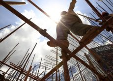 GCC construction salaries increased by 6.1% in 2015