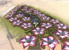 Dubai to build integrated environment friendly flower-shaped city