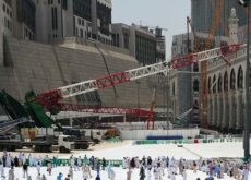 Court clears SBG of responsibility for fatal Makkah 2015 crane collapse