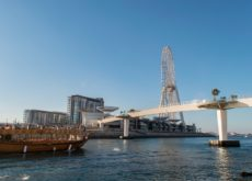 KEO and InSite join efforts to deliver the pedestrian bridge at Bluewaters