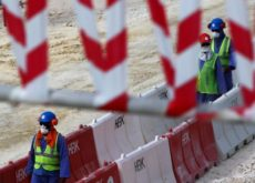 Construction companies in Qatar warned to adhere to law around hoardings