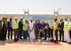 ADU lays foundation stone for its new campus in Al Ain