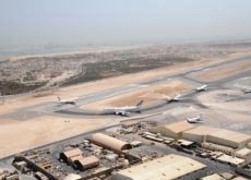 Construction works for planned new terminal underway at Bahrain International Airport