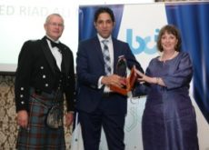 Ventures Middle East Consulting Manager awarded the 'Industry Personality of the Year' at the BCI Middle East Awards