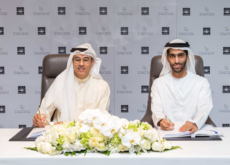 RAK's Al Marjan Island signs development deal with Emaar