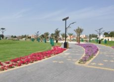 Dubai Municipality opens five new parks