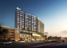 Majid Al Futtaim and Starwood Hotels & Resorts Worldwide sign agreement to open Aloft hotel