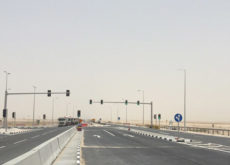 New road opened to link Hamad Port and TTR in Qatar