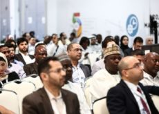Leaders in infrastructure development gather in Dubai for one week only