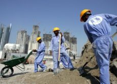 Fifty workers in Saudi Arabia strike over unpaid wages