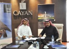 Cayan Group Closes 2016 as 'Year Of Excellence' With Ongoing Projects Valued at SAR 5.5 Billion