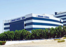 Drake and Scull International replaces its CFO