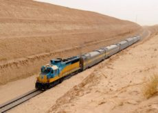 Serco wins Saudi North - South Railway op management and technical support contract
