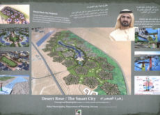 Dubai's smart sustainable city Desert Rose infrastructure design tenders to be awarded by year end