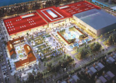 Bahrain's Dragon City project completes structural framework for its mall and Asian Dining street ahead of schedule