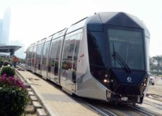 Dubai Tram : Inauguration by Dubai Ruler and PM on 11/11, open to public from the 12th