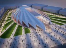 Santiago Calatrava's falcon design selected for Dubai Expo 2020