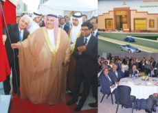 Bahrain's Indian Embassy  building construction work on track