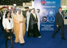 Middle East Electricity and Solar Middle East open tomorrow at the Dubai International and Convention Centre