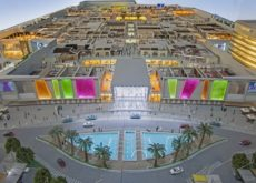 Second fire accident at Mall of Qatar