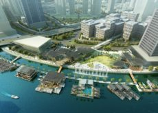 Homes on water at Marasi Business Bay development constructed in Finland and floated to Dubai