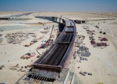 83% work on Abu Dhabi-Dubai speedway project completed