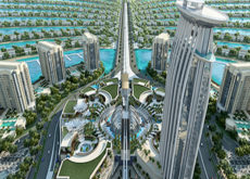 Nakheel Mall project plans to include new 200 m observation tower