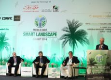 Fashioning Dubai's sustainable landscape at the 3rd Annual Middle East Smart Landscape Summit 2015