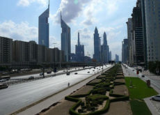 RTA Completes key phase of Parallel Roads Improvement Project