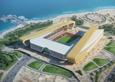 Qatar unveils design of Ras Abu Aboud Stadium