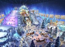US$ 1 bn Reem Mall in Abu Dhabi to build world's largest indoor snow park