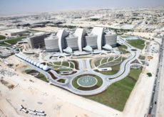 Qatar's Sidra hospital project facing repeated delays , main contractors sacked