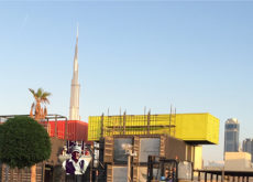 Work on Dubai Box park tourism and commercial project to be completed by end of month